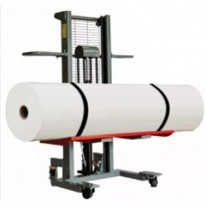 Jumbo On A Roll Lifter Material Handling Foster Parts